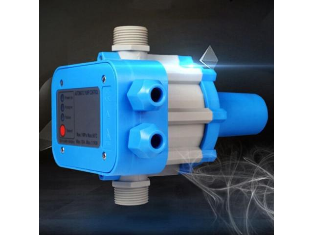 Controller Electronic Electric 220V Automatic Water Pump Pressure Switch on Off Easy to Operate to Maintain Pressure and Fl photo