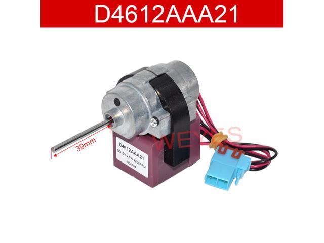 Refrigerator Fan Motor D4612AAA13 D4612AAA21 DC12V 2.5W 2200RPM Two Lines photo