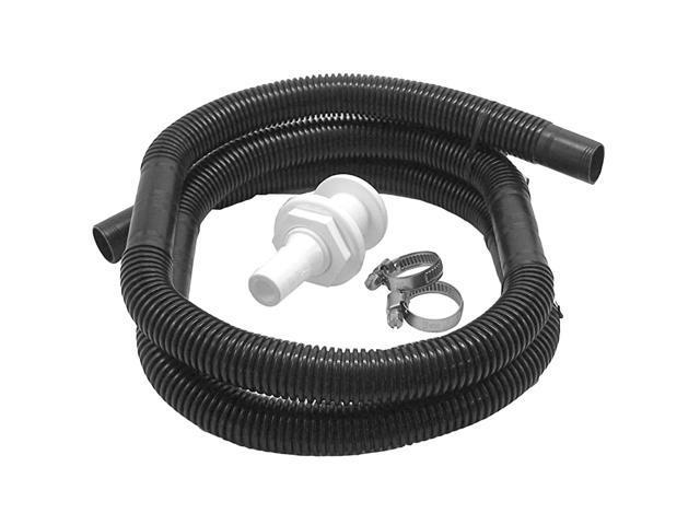 Bilge Pump Plumbing Kit with 3/4 Inch X 5 Feet Hose photo