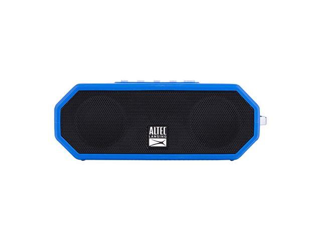 IMW449 Jacket H2O 4 Rugged Floating Ultra Portable Bluetooth Waterproof Speaker with up to 10 Hours of Battery Life, 100FT Wireless Range and Voice. photo