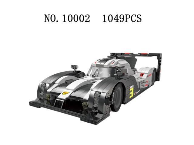 10002 Technology-Tech Series 919 Racing Car Supercar Model Building Blocks 1049pcs Bricks Toys Model Sets (Toys & Games Remote Control Toys) photo