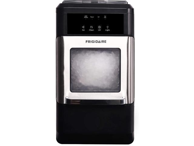 FRIGIDAIRE EFIC235-AMZ Countertop Crunchy Chewable Nugget Ice Maker, 44lbs per Day photo