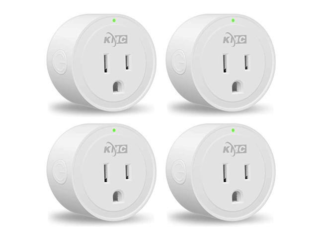 Smart Plug WIFI MiNi Outle Works with Alexa Google Home IFTTT Smart Life No Hub Required Remote Control Your Home Appliances from Anywhere ETL. photo