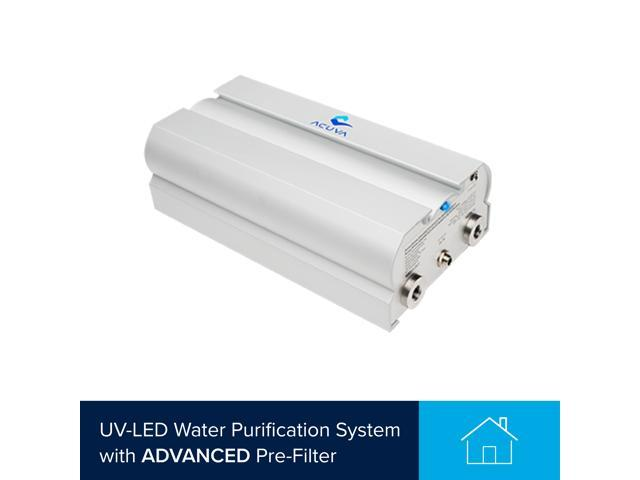 ACUVA™ Arrow 5 UV-LED Water Purifier with AC/DC Adapter and Advance Filter Kit photo