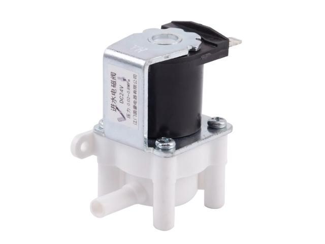 DC24V general washing machine inlet valve solenoid valve switch water washer repair spare parts 0.02 to 0.08mpa photo