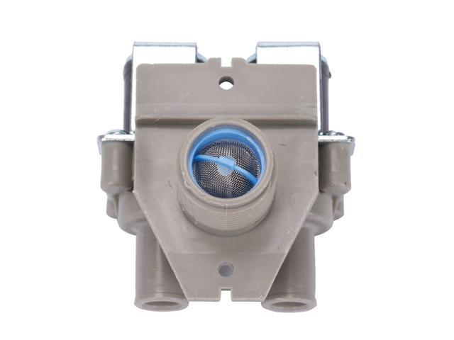 FCS180A universal washing machine inlet valve AC220 to 240V water magnetic valve washer replacement parts home small appliances photo