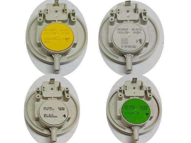 Boiler Gas Air Pressure Switch viessmann - baxi - ariston - alpha - HEATLINE CAPRIZ - Vaillant - Turbomax - MAIN COMBI - POTTERT photo