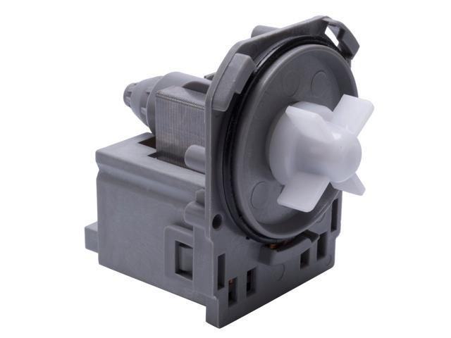 general electronic washing machine drain pump motor 220V 30W 0.2A washing machine repair body parts for laundry appliance parts photo
