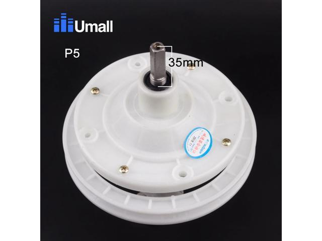 general washing machine four holes gear box electric motor speed reducer clutch SKJSQ1 washer repair components spare parts photo
