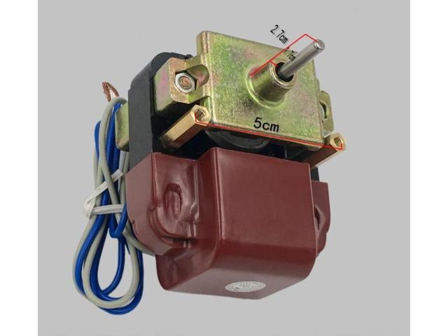 IS3215EAB 220V Refrigerator parts Freezer display device cooling fan motor photo