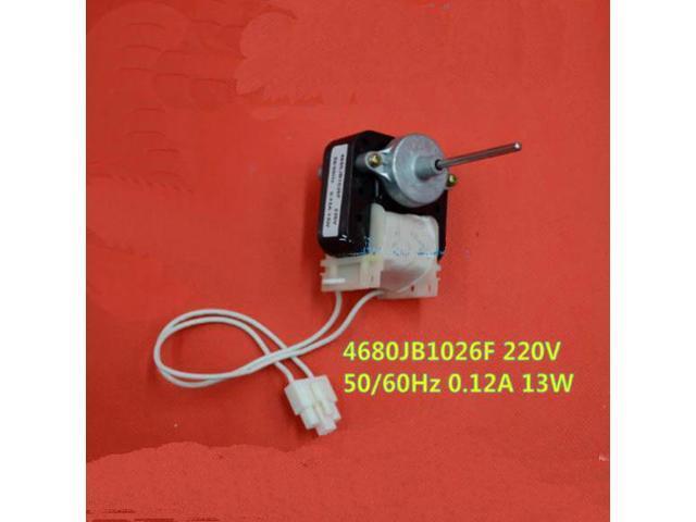 4680JB1026F fan motor replacement for LG fridge double open door Refrigerator Parts photo