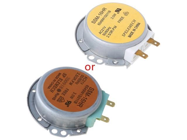 Microwave Oven Turntable Synchronous Motor SSM-16HR 21V 3W 50/60Hz for lg photo