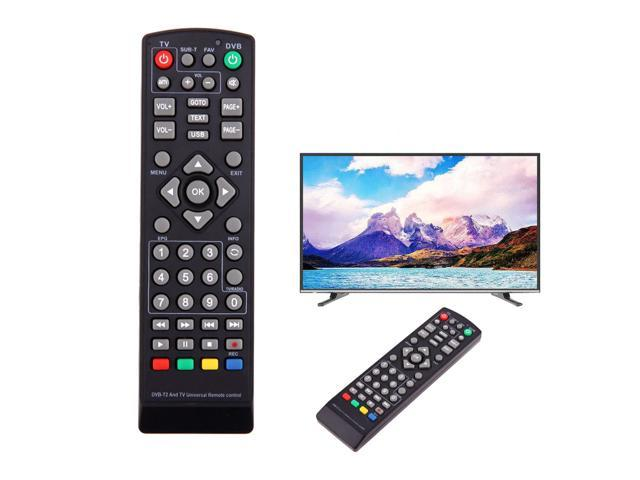 1Pc Universal Remote Control Replacement for TV DVB-T2 Intelligent Television Wireless Accessories Household Appliances Annex photo