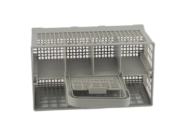 1 Pcs Universal Dishwasher Cutlery Basket Storage Box Kitchen Aid Spare Part Dish Washer Storage Box Durable Multipurpose photo