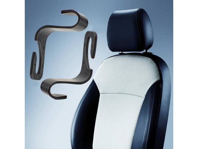 Seat Back Hook Accessories Interior Portable Hanger Holder Storage Bag Purse Cloth Decoration (Vehicles & Parts) photo