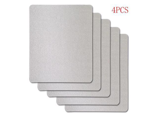 4pcs/lot 15x12cm Mica Plates Sheets for Panasonic LG Galanz Midea etc. Microwave Microwave Oven Repairing Part photo