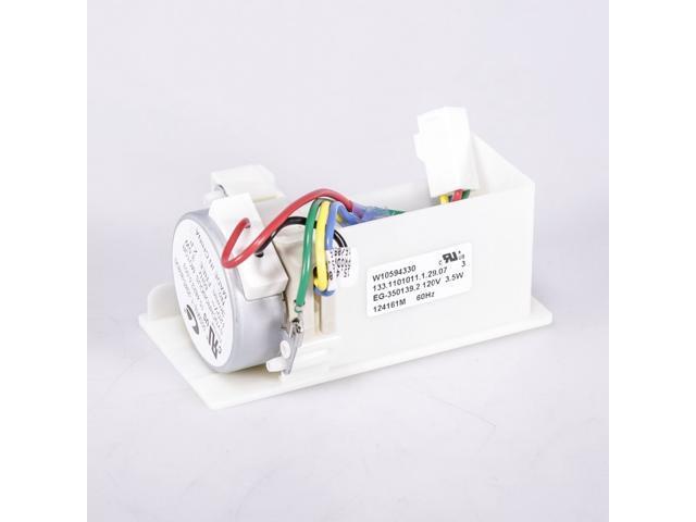 Whirlpool W10594330 Refrigerator Air Damper Assembly Genuine Original Equipment Manufacturer (OEM) Part photo