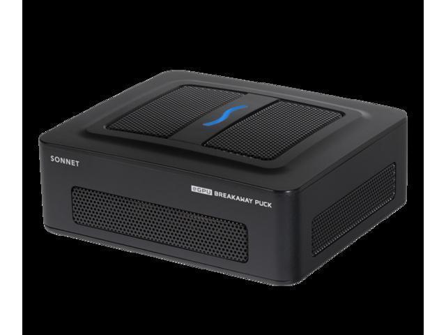 Sonnet Technologies eGPU Breakaway Puck RX 5500 XT (Portable eGPU Dock System) (Electronics Computer Accessories) photo