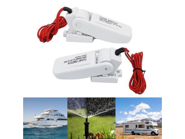Boat Accessories Marine Bilge Pump Switch 12v Water Level Controller DC Flow Automatic Electric Sensor Switch Boat Accessories photo