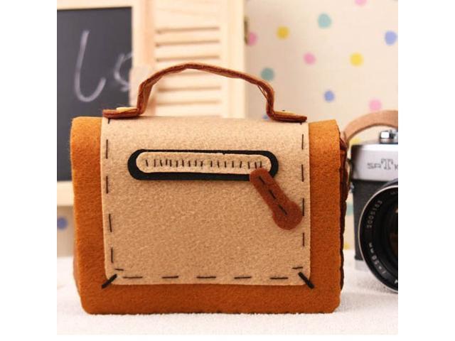 DIY Handmade Briefcase Style Change Purse Card Bag - (Luggage & Bags) photo