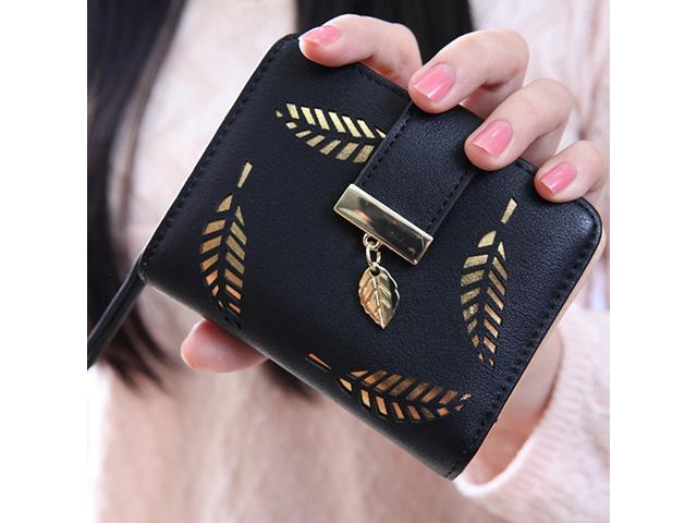 Purses & Wallets - Horizontal back button black {Samsung mage6.3 / i9208 / 9152} (Luggage & Bags) photo