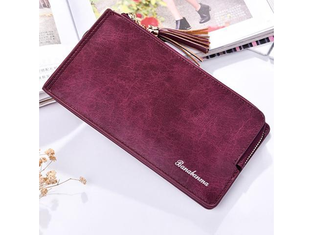 Purses & Wallets - Horizontal back button black {S7 / S6 / Huawei P9 / / Sony Z5 / Hongmi 4} (Luggage & Bags) photo