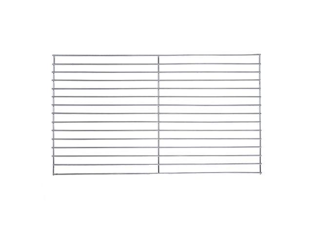 Stainless Steel Gas BBQ Grill Cooking Grid Grates For Jenn Air 720-0336, 720-0511 - Silver photo