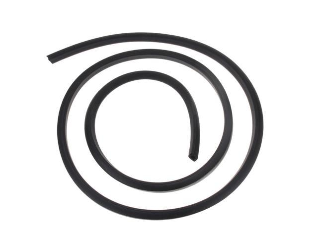 Dishwasher Rubber Door Seal Gasket Black For Whirlpool 902894 WP902894 PS2097160 - photo