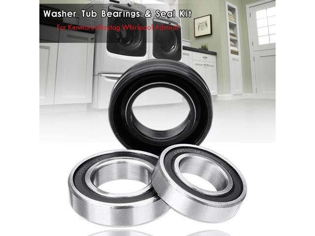 W10435302 Washer Tub Bearings Seal Fit For Maytag Whirlpool Bravo Oasis Maytag - photo