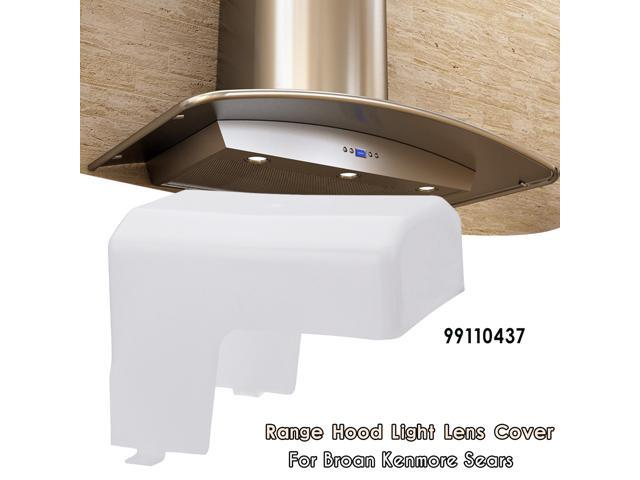 Range Hood Light Lens Vent Cover Kit For Broan Kenmore Nutone 99110437 + - photo
