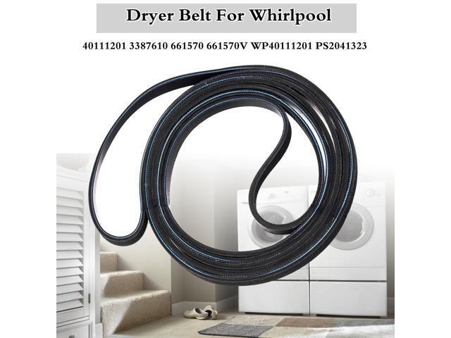 FSP Dryer Belt 40111201 3387610 661570 661570V WP40111201 PS2041323 - photo