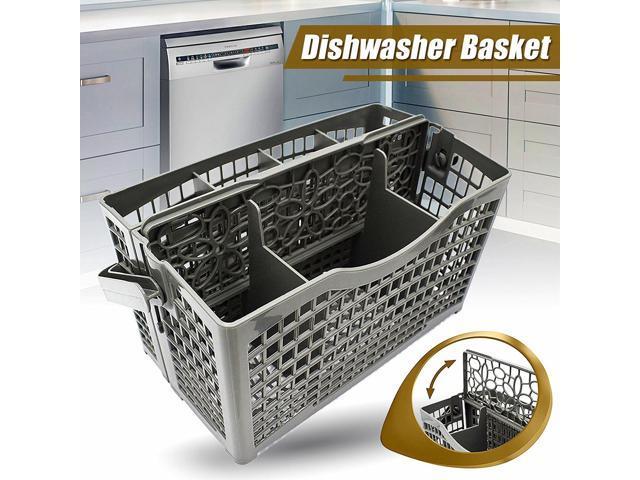 2IN1 Universal Dishwasher Cutlery Basket for BOSCH Maytag Whirpool LG Samsung GE - photo
