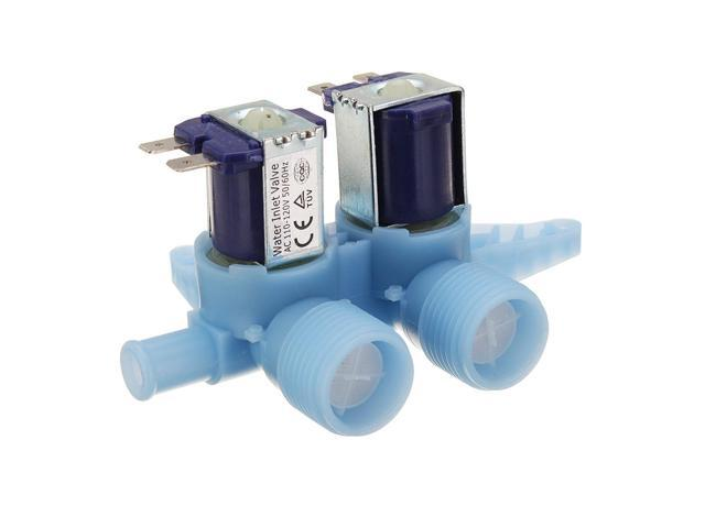 WH13X10024 for GE Washer Water Inlet Solenoid Valve AP3861119 PS1155105 WH13X86 - photo