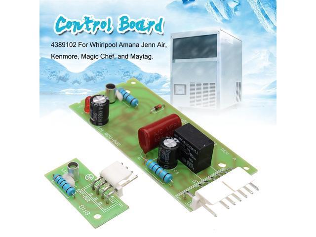 4389102 for Whirlpool Icemaker Emitter Sensor Control Board W10757851 AP5956767 - photo
