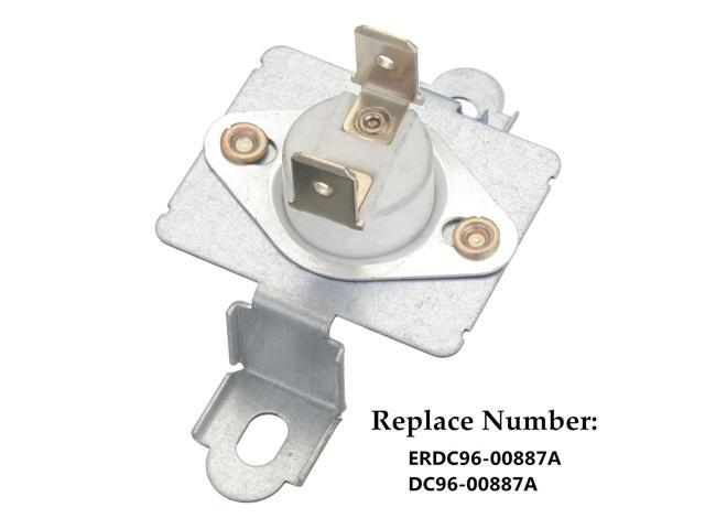 NEW AFTERMARKET ERDC96-00887A, DC96-00887A DRYER THERMOSTAT - photo