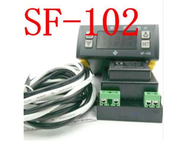 SF102 Sf-102 electronic temperature controller refrigerator temperature controller adjustable digital display accessories photo