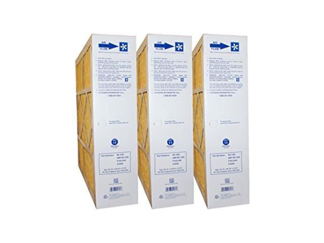 electro air m2-1056 genuine 20x20x5 (actual size: 20-1/4' x 20-3/4' x 5-1/4') merv 11 goodman, electro-air, five seasons, carrier, amana media. photo