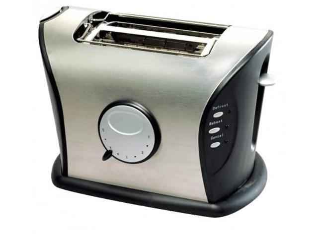 frigidaire fd3111 2-slice stainless steel wide slot toaster, 220 volts photo
