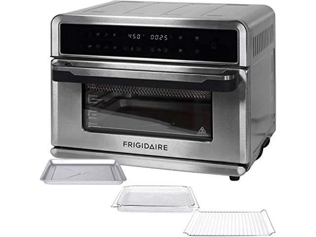 frigidaire eafo109-ss 27-quart digital air fryer oven, stainless, 27qt photo