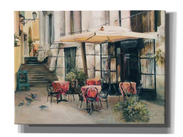 Epic Graffiti 'Wine Cellar in Vincenza' by Marilyn Hageman, Canvas Wall Art, 26'x18' photo