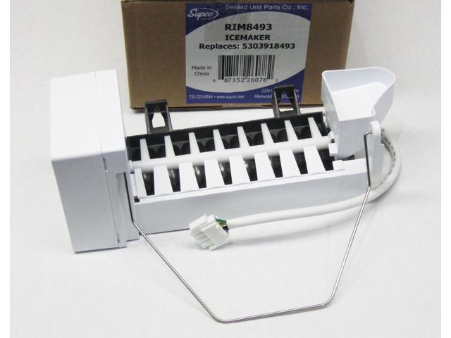 Supco RIM8493 Refrigerator Icemaker for Electrolux Frigidaire 5303918493 photo