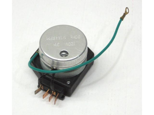 Supco SPG1111GE Refrigerator Defrost Timer Replacement for GE WR9X330DS photo