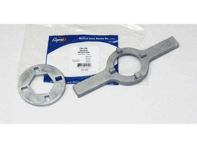 Supco TB123B Washer Spanner Wrench for Maytag Whirlpool GE 22003813 NEW photo