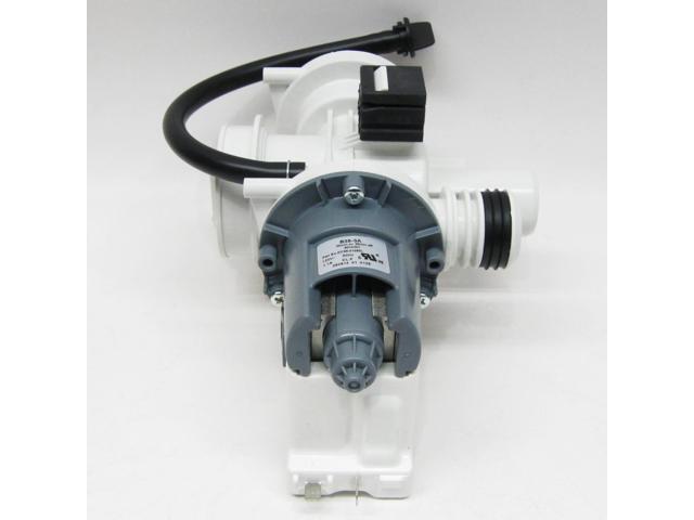 Supco LP1585L for Samsung DC96-01585L Washer Drain Pump PS4217041 AP5582209 photo