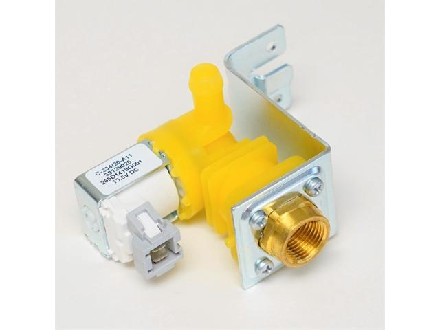Choice Part WD15X10015 for GE Dishwasher Water Solenoid Inlet Valve photo