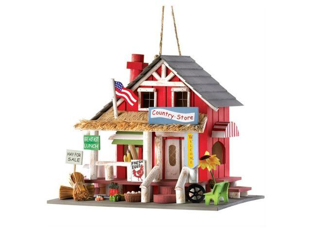 Songbird Valley Wood Country Store Bird House (849179010829 Hardware Tools) photo