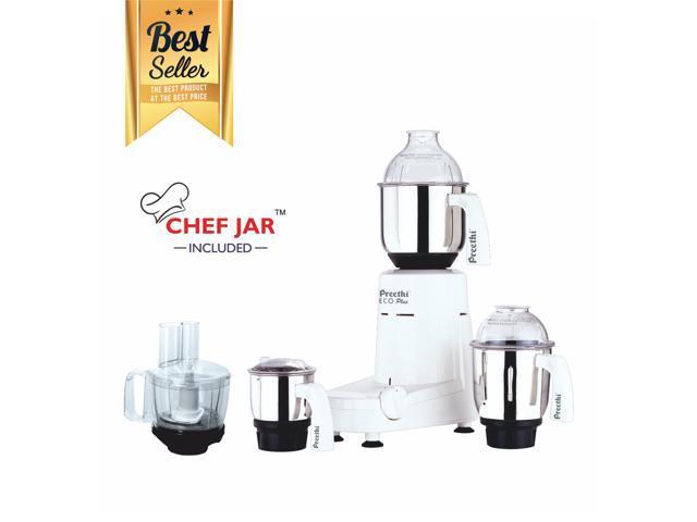 Preethi Super Grind Eco Plus with Chef Jar photo