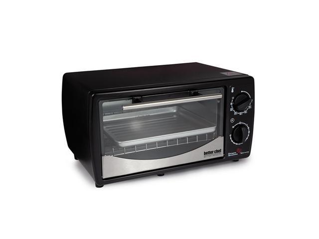Better Chef IM-256B Black 8-Liter Toaster Oven photo