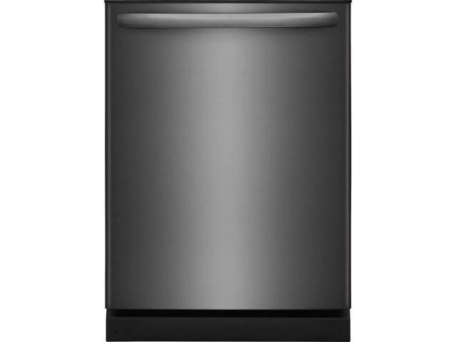 Frigidaire FFID2426TD 54dB Black Stainless Built-In Dishwasher photo