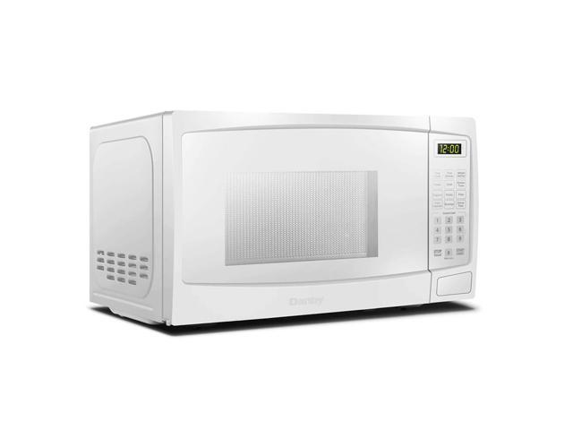 Danby 0.7 Cu. Ft. White Countertop Microwave photo